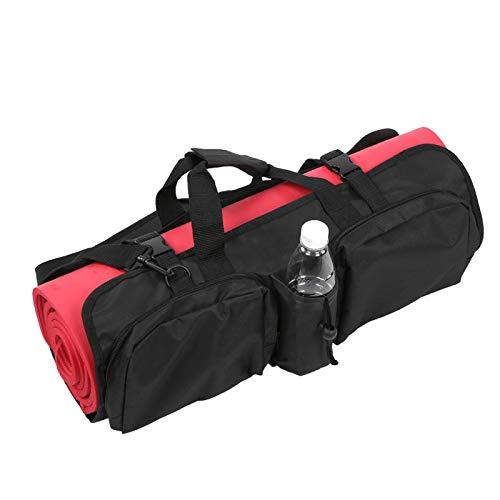 Lightweight Black Durable Shoulder Bag Storage Bag ,for Hiking