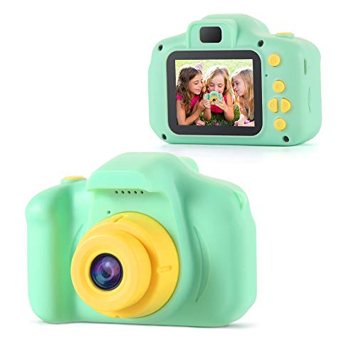 TekHome Toys for 4 Year Old Girls, Kids Digital Camera,Best Gifts for Christmas Birthday, 2020 Toys for 4-12 Year Old Boys,1080P Video Camera for Children.