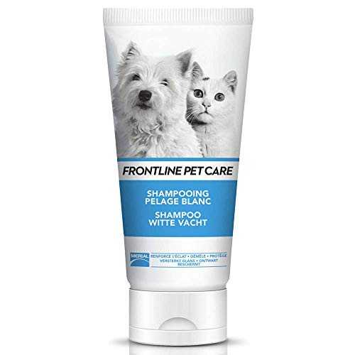 Frontline Pet Care Shampoo für weißes Fell - 200 ml