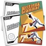 BJU Writing & Grammar Grade 7 Kit, Third Edition