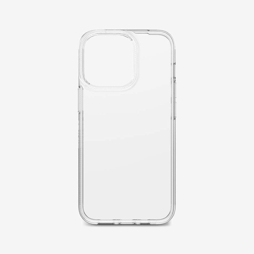 Tech21 Evo Lite for iPhone 13 Pro – Clear Everyday Case with 10ft Multi-Drop Protection