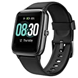 Smart Watch UMIDIGI Uwatch3 Fitness Tracker with 5ATM Waterproof All-Day Heart Rate and Activity Tracking,...