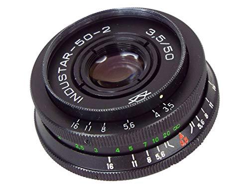 ※オールドレンズ※INDUSTAR-50-2 50mm/f3.5 M42マウント オーバーホール済み