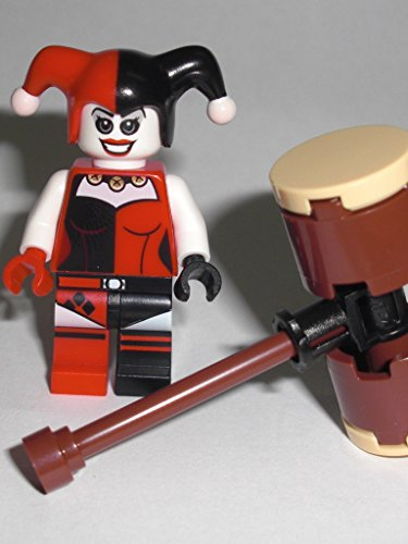 41a3fPWXMaL Harley Quinn LEGO