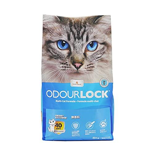 Odoulock 70010 Lettiera per Gatti, 6 kg