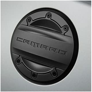 2017 Chevrolet Camaro W/ Gloss Black Inserts Fuel Door - 23506590