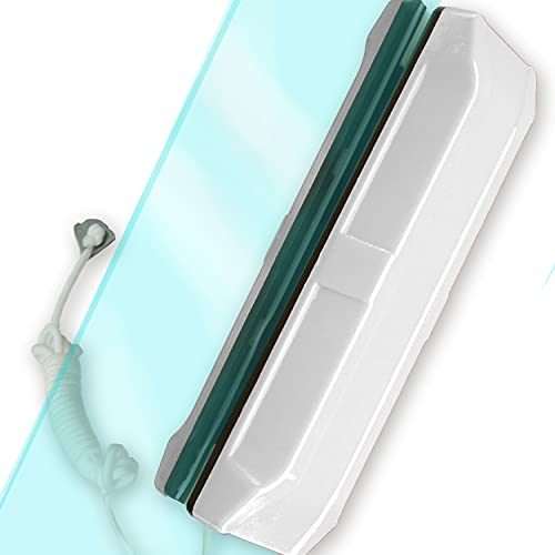 Limpia Cristales Ventanas Magnetico Aparato Limpiacristales Para Limpiar Interior Exterior de Vidrios Doble o Simple Iman...