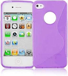 Amazon.it: cover iphone 4s silicone morbido