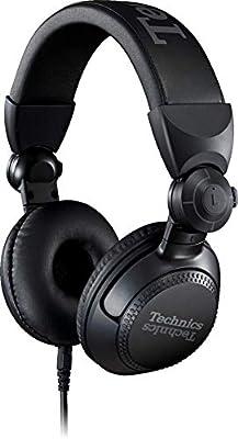 Technics EAH-DJ1200EK DJ Headphones - Black