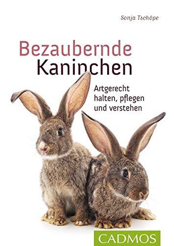 Bezaubernde Kaninchen: Artgerecht halten, pflegen und verstehen (Cadmos Heimtierpraxis)