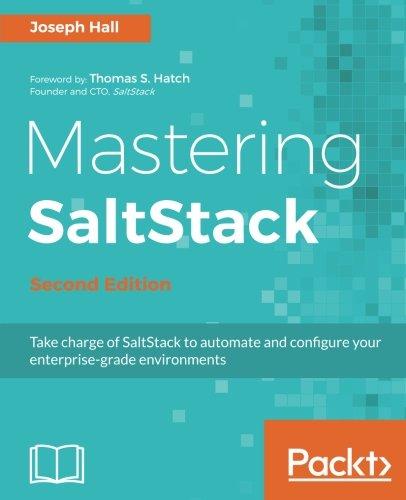 Mastering SaltStack -