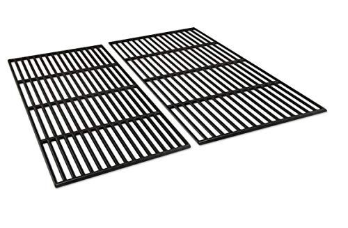 Grillrost Ersatz für Weber Genesis 2 Edelstahl Gusseisen 48 x 34 cm (Gusseisen - Gusseisen)