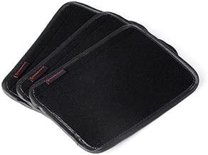 3 Pack Sunwayfoto LWP-01 Tripod Leg Warmer / Cover / Wrap Removable Velcro 140mm x 195mm