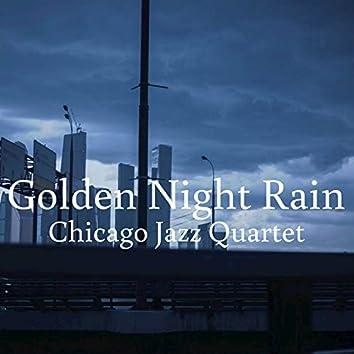 Golden Night Rain