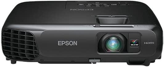 Epson EX5220 Wireless XGA 3LCD Projector, 3000 lumens (V11H551020)