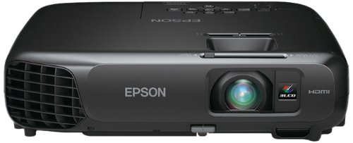 Epson EX5220 Wireless XGA 3LCD Projector, 3000 lumens (V11H551020)