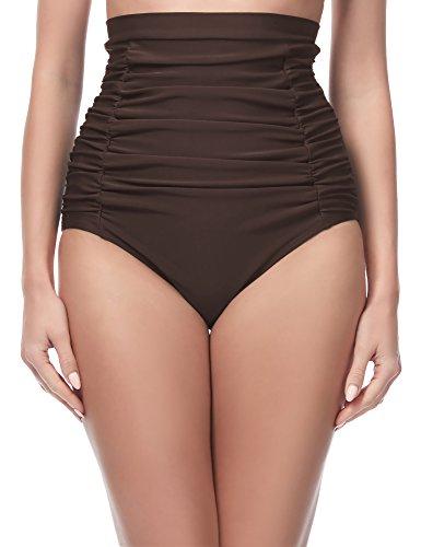 Merry Style Slip Bikini Donna MS10-146 (Marrone(8157), 48)