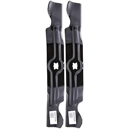 CUB CADET / MTD 2-in-1 Blade (17.9') 2PK 33' Lawn Mower Decks / 942-04154A, 742-04154, 742-04154A, 942-04154