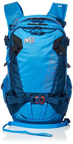 Millet Steep Pro 20 Mochila, Unisex Adultos, Electric Blue/Poseidon, 45 cm