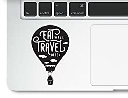 travel stickers & laptop stickers
