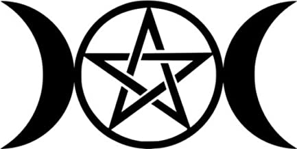 etc. For Cars Goth // Satanic Necronomicon vinyl decal Laptops