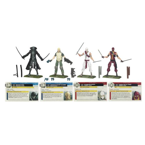 G.I. Joe G.I. Joe Renegades Pack