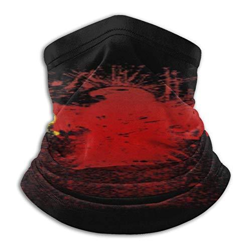 Human Nature Communism and Capitalism Design - Bragueta para cuello (forro polar), diseño de comunismo y capitalismo