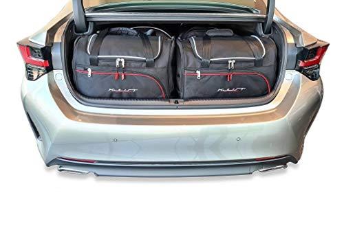 KJUST Car Bags Set 4 pcs compatible with LEXUS RC 2015 - Trunk Dedicated Bags