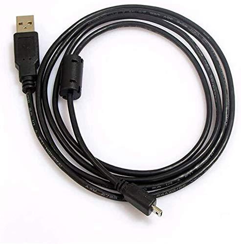 NAOGUNH Cable de repuesto USB de 8 pines para cámara Cyber-Shot SC-W370 DSC-W800 DSC-W830 DSC-H300 DSC-H300 (100 cm)
