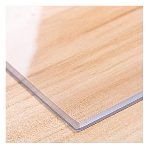 Protection De Table Assiette En Cristal Inodore Tapis Protège Sol Imperméable Et Anti-brûlure PVC Résistant À L