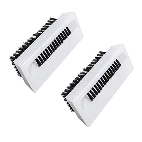 Surgical Scrub Brush Nails Brush 2 PCS Non-Disposable Sterile Nail Hand Brush Nail Scrubber with Nail Cleaner Hand and Nail Brush Double-Sided Cleaning Scrub Brush