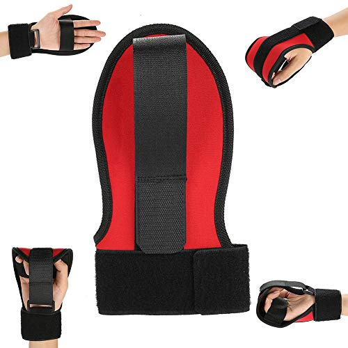 Guantes de entrenamiento, agarre de dedo guantes reparados guantes de rehabilitación asistida equipo de ayuda guantes reparados equipo de entrenamiento de rehabilitación guantes de dedos