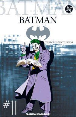 COLECCIONABLE BATMAN 11 TERRORES NOCTURNOS