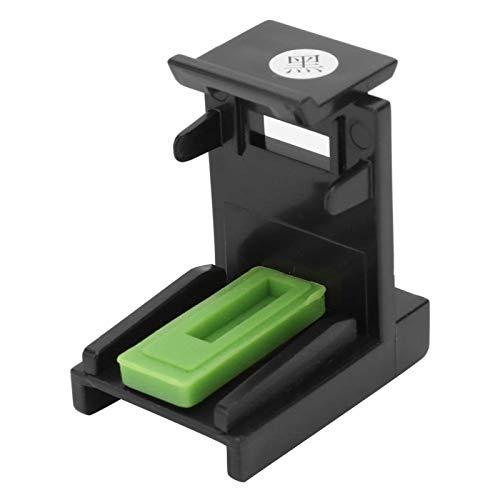 Herramienta de cartucho de tinta apta para HP816, excelente herramienta negra, máquina de impresión, herramienta apta para HP818 para oficina para el trabajo(Applicable Canon models (black))