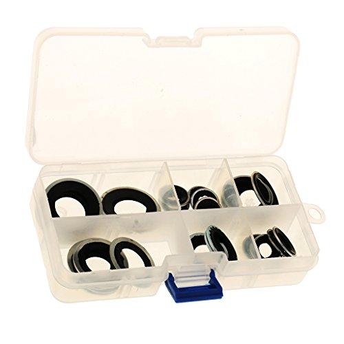 Sharplace Kit de Joint d'Étanchéité pour Système de Climatisation 6 Taille