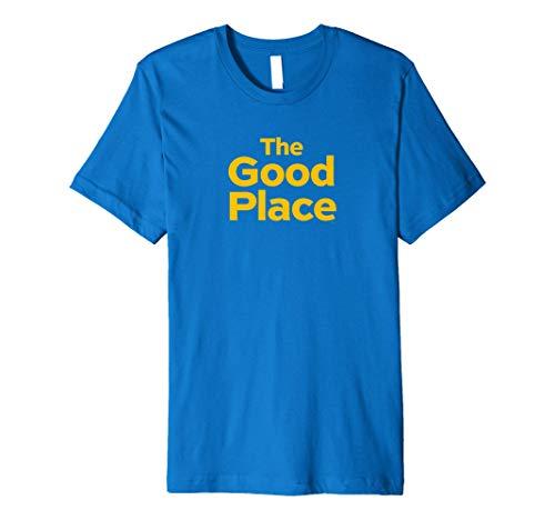 The Good Place Logo Premium T-Shirt