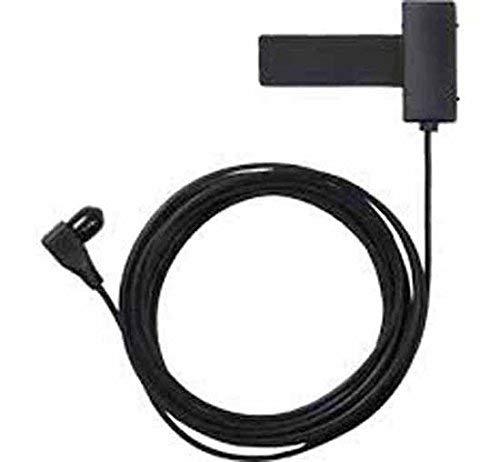 Antenne DAB avec alimentation fantôme (9-16 V) pour autoradios Kenwood, Alpine, Pioneer, JVC, Sony etc