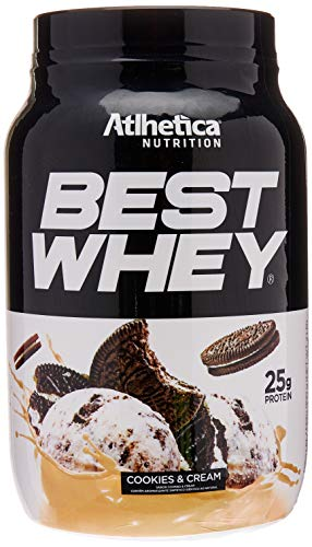 Best Whey Cookies & Cream, Athletica Nutrition, 900g