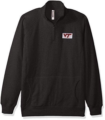Ouray Sportswear Dee-lite 1/4 Zip, Erwachsene- Damen Damen, W Dee-lite 1/4 Zip, Graphit, Large