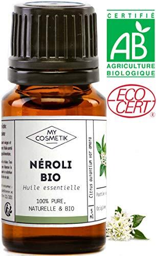 Etherische olie van Neroli BIO - MyCosmetik - 5 ml