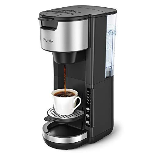 Sboly Single Serve Coffee Maker Brewer