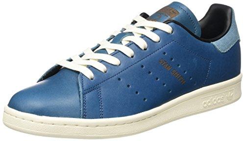 adidas Stan Smith, Zapatillas Hombre, Azul, 46 2/3 EU