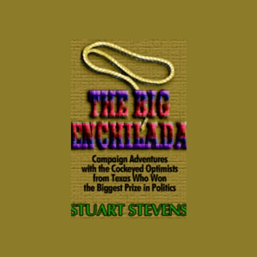 The Big Enchilada audiobook cover art