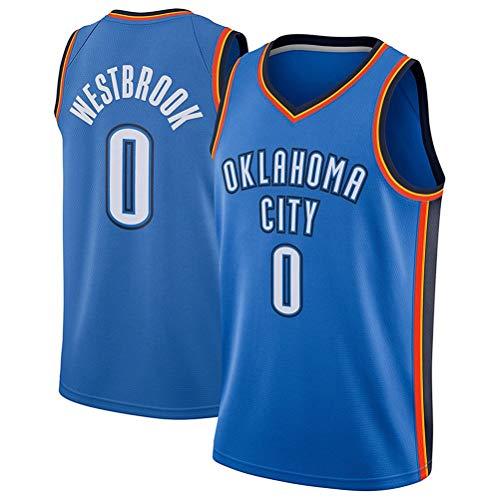 Rencai Russell Westbrook # Baloncesto Jersey Nueva Calidad Tela Gran 0 Houston Rockets Multi-Estilo (Color : 8, Size : M)