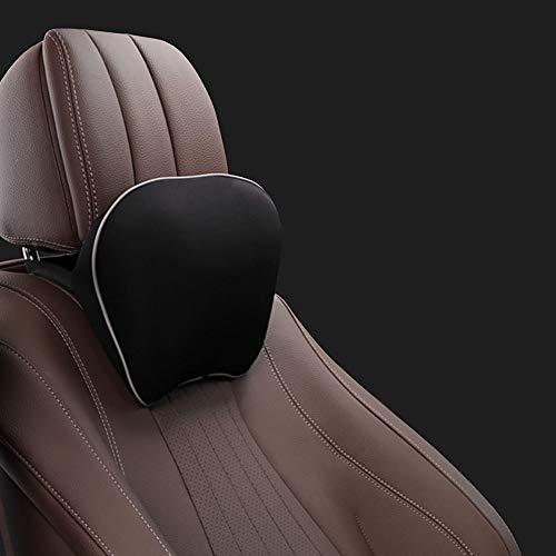 Auto Cuscino Lombare Supporto del Cuscino del Collo della Schiuma della Memoria del Cuscino del poggiacapo dell\'automobile per Regolare l\'altezza Supporto Lombare Cuscino