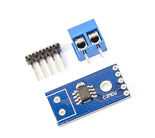MissBirdler MAX31855K MAX-31855 M31855 Thermocouple Sensor Module Temperature Detection Development Module for Arduino Prototyping DIY