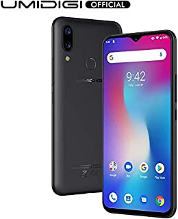 UMIDIGI Power Unlocked Cell Phones Android 9 Pie Smartphone 6.3