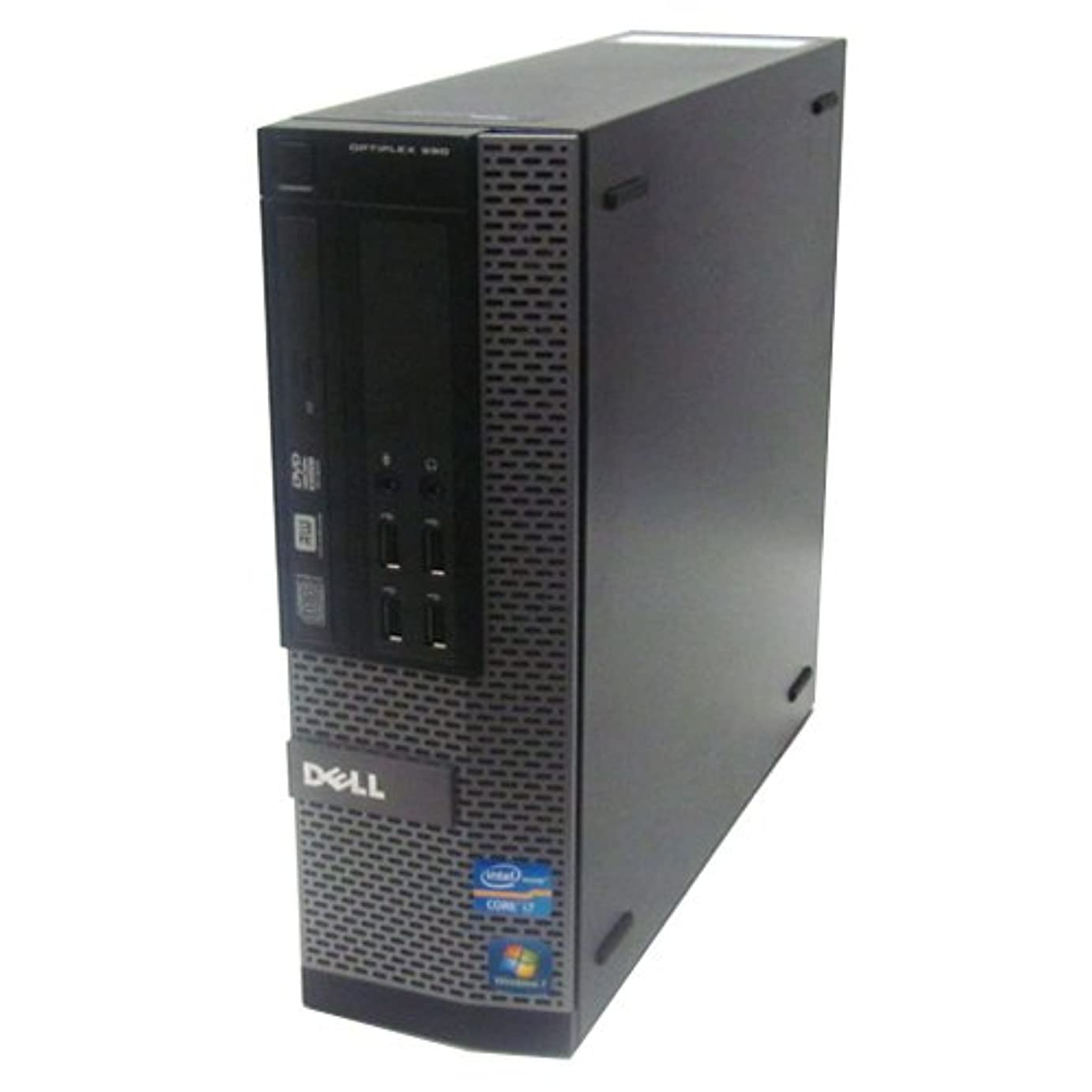 震える悲しい母DELL Optiplex 990SF core i7 3.4GHz 4GB 320GB Windows 7 Professional 64bit