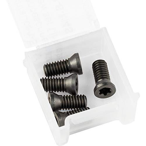 Preisvergleich Produktbild 1 x PFERD Schrauben-Set für Wendeschneidplatten WSP-S-M4S / Art.: 22000007