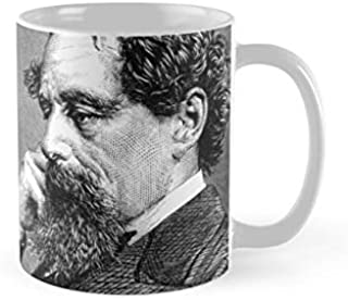 Charles Dickens portrait Mug(One Size)